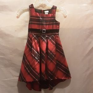 Adorable plaid dress